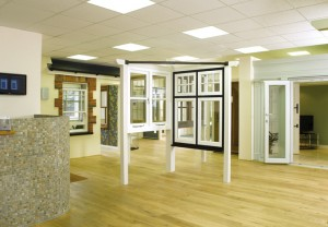 New specialist timber showroom now open