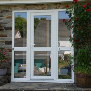 PVCU Entrance Replacement Doors